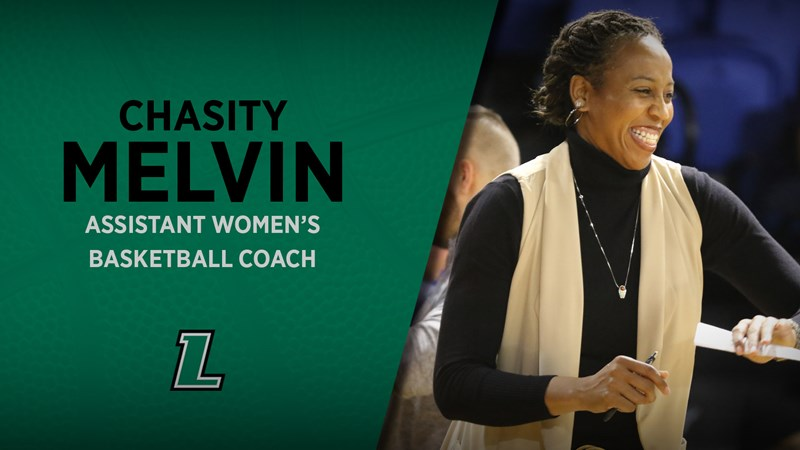 Chasity Melvin Hired as Loyola Women's Basketball Assistant Coach