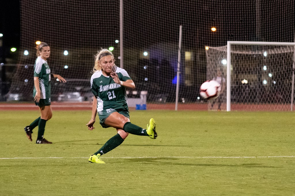Women's Soccer - Loyola University Maryland Athletics